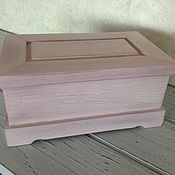 Для дома и интерьера handmade. Livemaster - original item Jewelry box Pink Flamingo. Handmade.