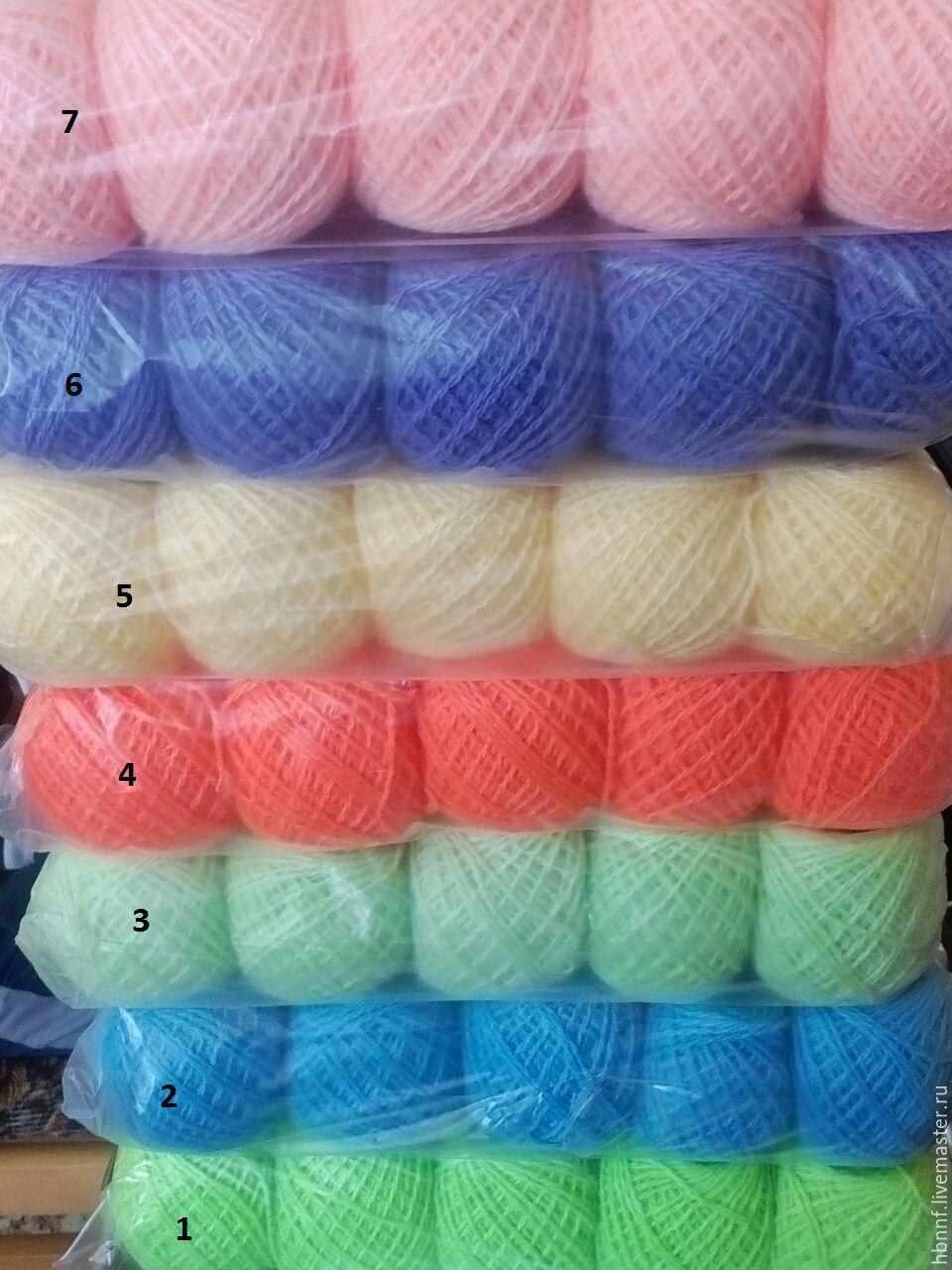 Производство пряжи для вязания в россии 24
