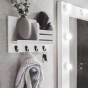 Для дома и интерьера handmade. Livemaster - original item Housekeepers interior white. Handmade.