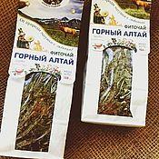 Материалы для творчества handmade. Livemaster - original item Tea Gorny Altai. Handmade.