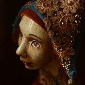 Куклы и игрушки handmade. Livemaster - original item Behind the scenes.... Handmade.