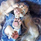 Куклы и игрушки handmade. Livemaster - original item Dog Nike. Jointed doll bjd OOAK ,original, collectible. Handmade.
