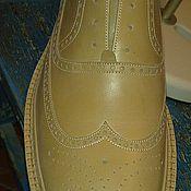 Обувь ручной работы. Ярмарка Мастеров - ручная работа Bean. Handmade.