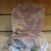 """Мыло ручной работы. Ярмарка Мастеров - ручная работа """"ВИШНЕВОЕ ВИНО"""" натуральное мыло для лица и тела.. Handmade."""