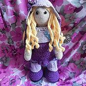 Куклы и игрушки ручной работы. Ярмарка Мастеров - ручная работа Куколка Сью. Handmade.