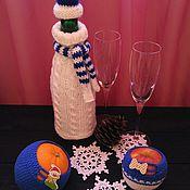Для дома и интерьера ручной работы. Ярмарка Мастеров - ручная работа Новогодний комплект для декора. Handmade.