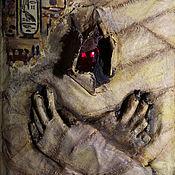 """Блокноты ручной работы. Ярмарка Мастеров - ручная работа Блокнот """"Сердце мумии"""". Handmade."""