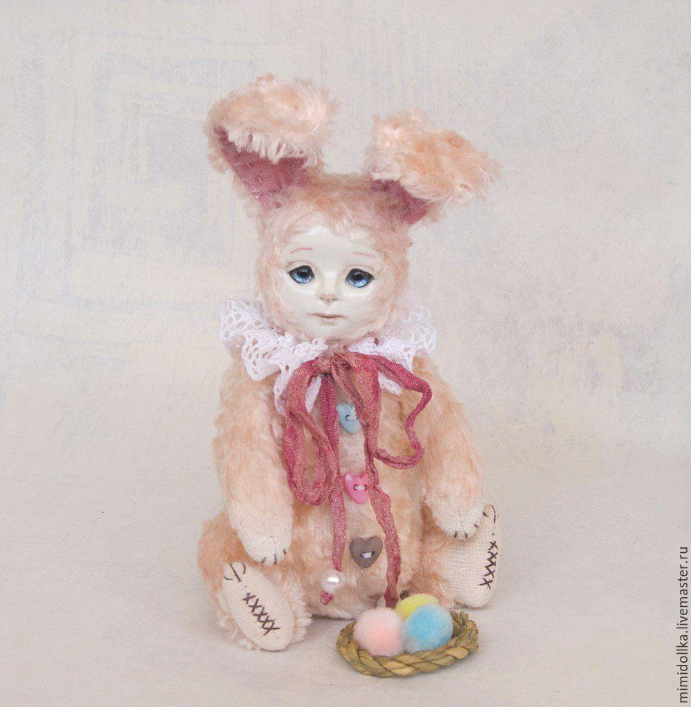 Amelie teddy doll, Teddy Doll, Moscow,  Фото №1