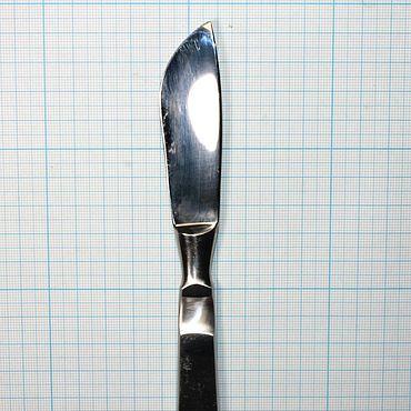 Материалы для творчества ручной работы. Ярмарка Мастеров - ручная работа Нож хрящевой реберный Н-131 П 200 мм. Handmade.