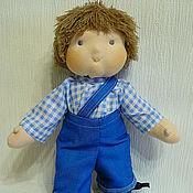 Куклы и игрушки ручной работы. Ярмарка Мастеров - ручная работа Мальчик Тёма. Handmade.