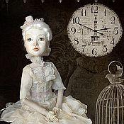 """Куклы и игрушки ручной работы. Ярмарка Мастеров - ручная работа Кукла """"Адель"""". Handmade."""