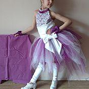 Работы для детей, ручной работы. Ярмарка Мастеров - ручная работа Платье-трансформер. Handmade.