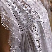 Одежда handmade. Livemaster - original item Cotton tunic style boho