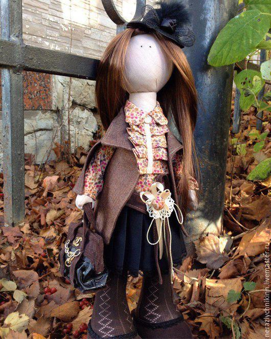 Светлана. Куклы большеножки