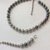 Украшения handmade. Livemaster - original item Necklace MOONLIGHT pearls Mallorca. Handmade.