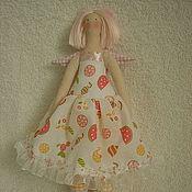 Куклы и игрушки ручной работы. Ярмарка Мастеров - ручная работа Фея с бантом. Handmade.