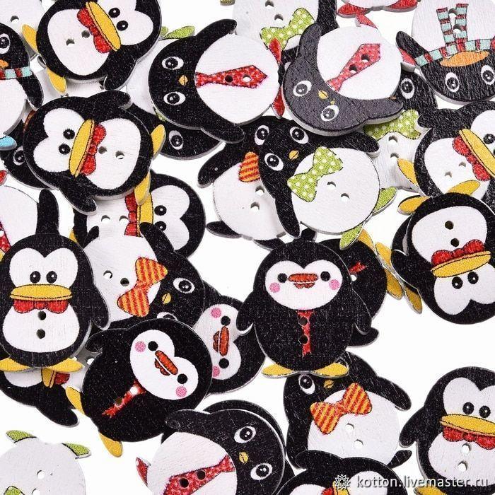 открытка в виде пингвина вам говорить
