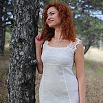 Платья из льна (krimmoda) - Ярмарка Мастеров - ручная работа, handmade