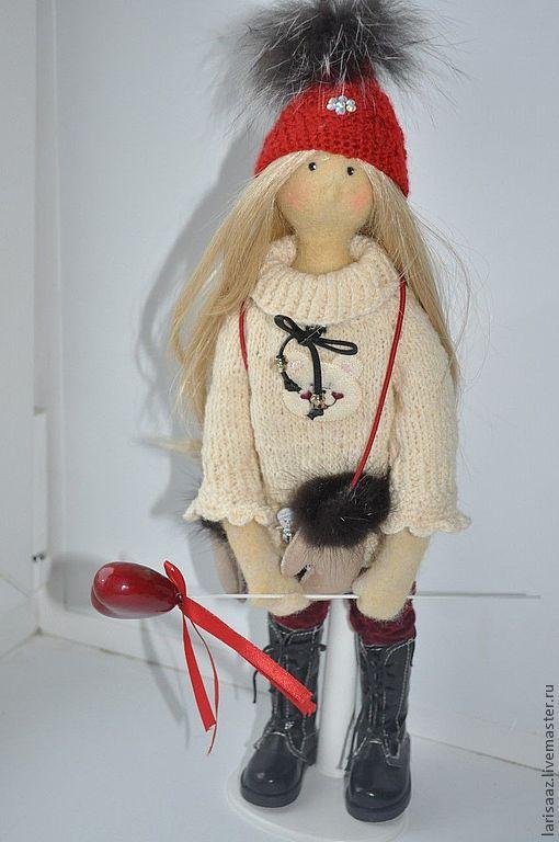 Коллекционные куклы ручной работы. Ярмарка Мастеров - ручная работа. Купить Игрушки авторские, игрушки ручной работы, кукла ручной работы. Handmade.