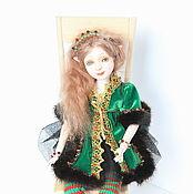 """Куклы и игрушки ручной работы. Ярмарка Мастеров - ручная работа Авторская шарнирная кукла """"Тауриэль"""". Handmade."""