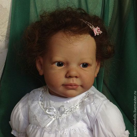 Куклы-младенцы и reborn ручной работы. Ярмарка Мастеров - ручная работа. Купить Кукла реборн Камилла. Handmade. Кукла
