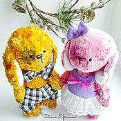 Куклы и игрушки ручной работы. Ярмарка Мастеров - ручная работа Тедди Собачки. Handmade.