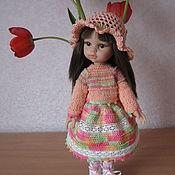 Куклы и игрушки ручной работы. Ярмарка Мастеров - ручная работа Одежда для куклы Паола Рейна рост 32см. Handmade.