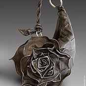 "сумка кожаная ""Роза""."