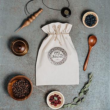 Souvenirs and gifts handmade. Livemaster - original item Gift wrap Bag tissue gift bag 20 x 30 cm. Handmade.