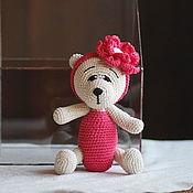 Куклы и игрушки handmade. Livemaster - original item Mishutka-flower. Handmade.