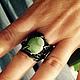 Кольцо из серебра. Кольца. Волшебная Ворона (kuznec-schastya). Интернет-магазин Ярмарка Мастеров.  Фото №2