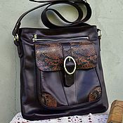 Сумки и аксессуары handmade. Livemaster - original item Bag Companion