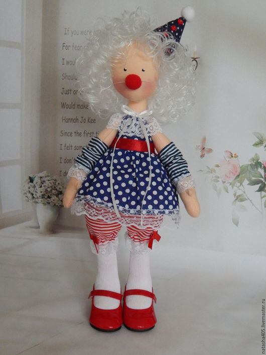 текстильная кукла, кукла ручной работы, кукла в подарок, авторская кукла, интерьерная кукла,  для дома и интерьера, подарок девушке, Наталья Морозова