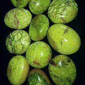 Материалы для творчества handmade. Livemaster - original item Opal pistachio ( large dice,tumbling,throat) Madagascar. Handmade.