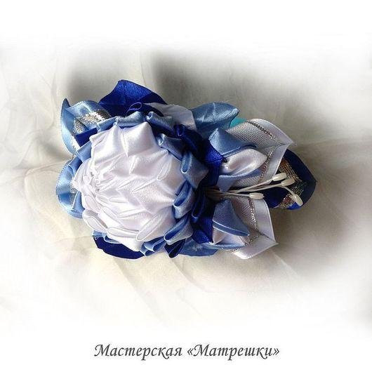 """Диадемы, обручи ручной работы. Ярмарка Мастеров - ручная работа. Купить Ободок """"Лилия"""". Handmade. Ободок, ободок с цветком"""