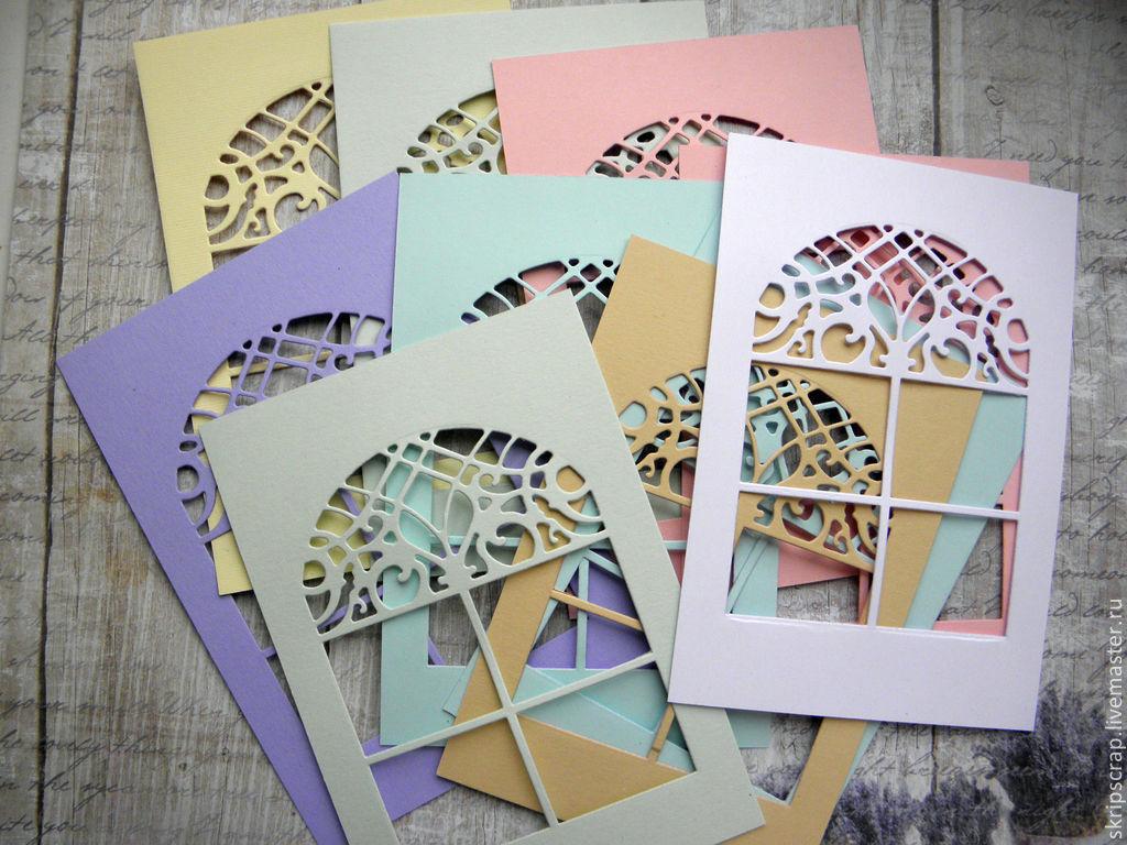 Конспект по технологии 3 класс открытка с окошком, оксаны