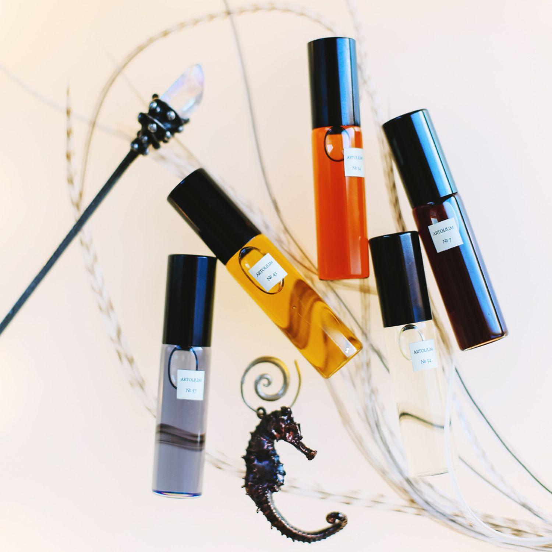Селективная парфюмерия 5,5 мл ролл-флакон, Духи, Москва,  Фото №1