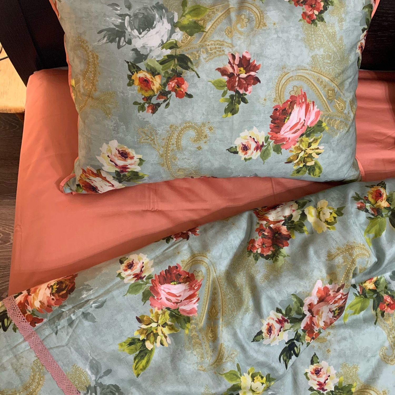 Постельное бельё, Подзоры и юбки для кровати, Москва,  Фото №1