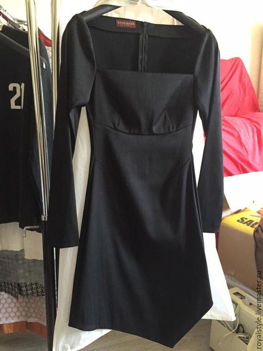 Одежда. Ярмарка Мастеров - ручная работа. Купить Брендовое платье STRENESSE. Handmade. Брендовая одежда, дизайнерская работа, шик, синтетика