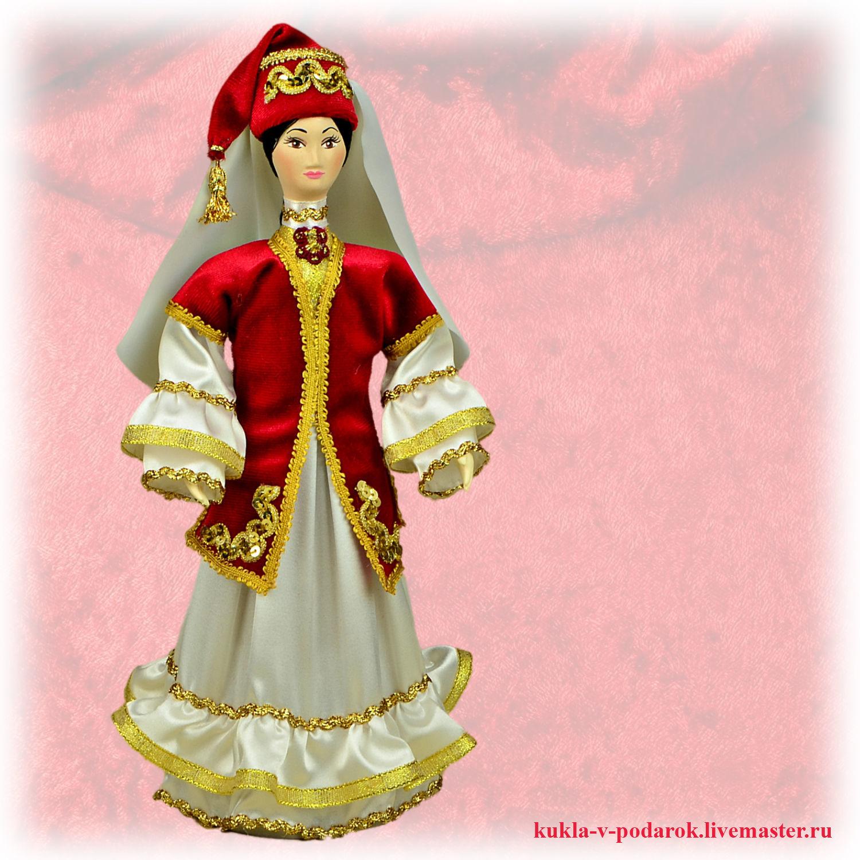 Татарский национальный костюм своими руками фото 398