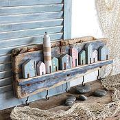Для дома и интерьера handmade. Livemaster - original item Housekeeper Driftwood City. Handmade.