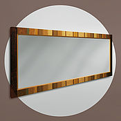 Для дома и интерьера ручной работы. Ярмарка Мастеров - ручная работа Авторское зеркало. Handmade.