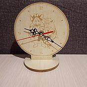 Часы классические ручной работы. Ярмарка Мастеров - ручная работа Часы классические: часы сувенирные. Handmade.
