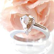 Украшения handmade. Livemaster - original item 18P diamond Ring buy SUPER PRICE. Handmade.