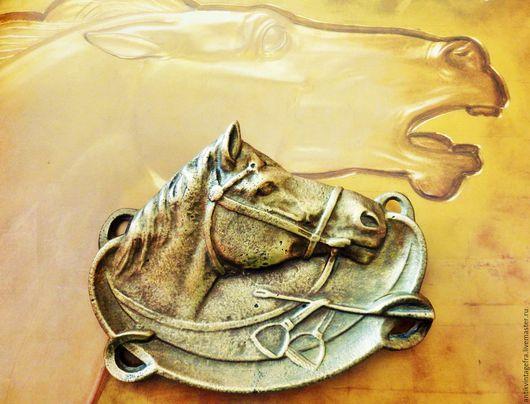 Винтажные предметы интерьера. Ярмарка Мастеров - ручная работа. Купить Антикварная миниатюрная тарелочка пепельница Cheval XIX век. Handmade.