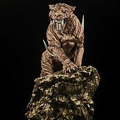 Подарки к праздникам handmade. Livemaster - original item Statuette: