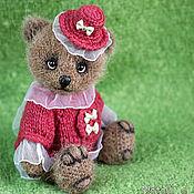 """Куклы и игрушки ручной работы. Ярмарка Мастеров - ручная работа Медвежонок в шляпке (из серии""""Карнавал""""). Handmade."""