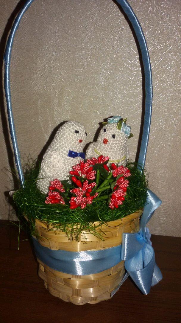 Голуби как символ верности, Подарки, Челябинск,  Фото №1