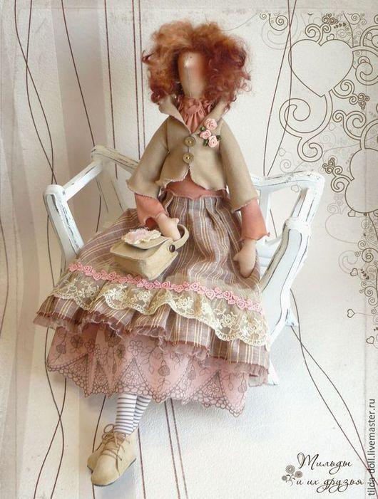 Кукла в стиле Бохо. Тильды и их друзья.