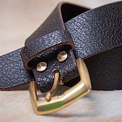 Аксессуары handmade. Livemaster - original item The genuine leather strap